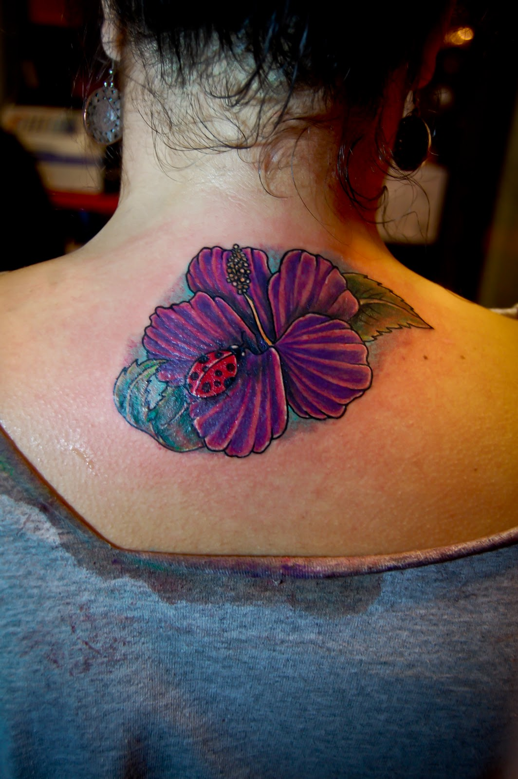 Ladybug Tattoos Designs, Ideas And Meaning