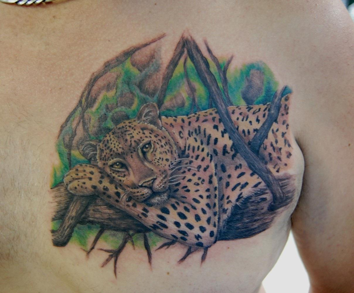 Leopard Tattoo: Leopard Tattoos Designs, Ideas And Meaning