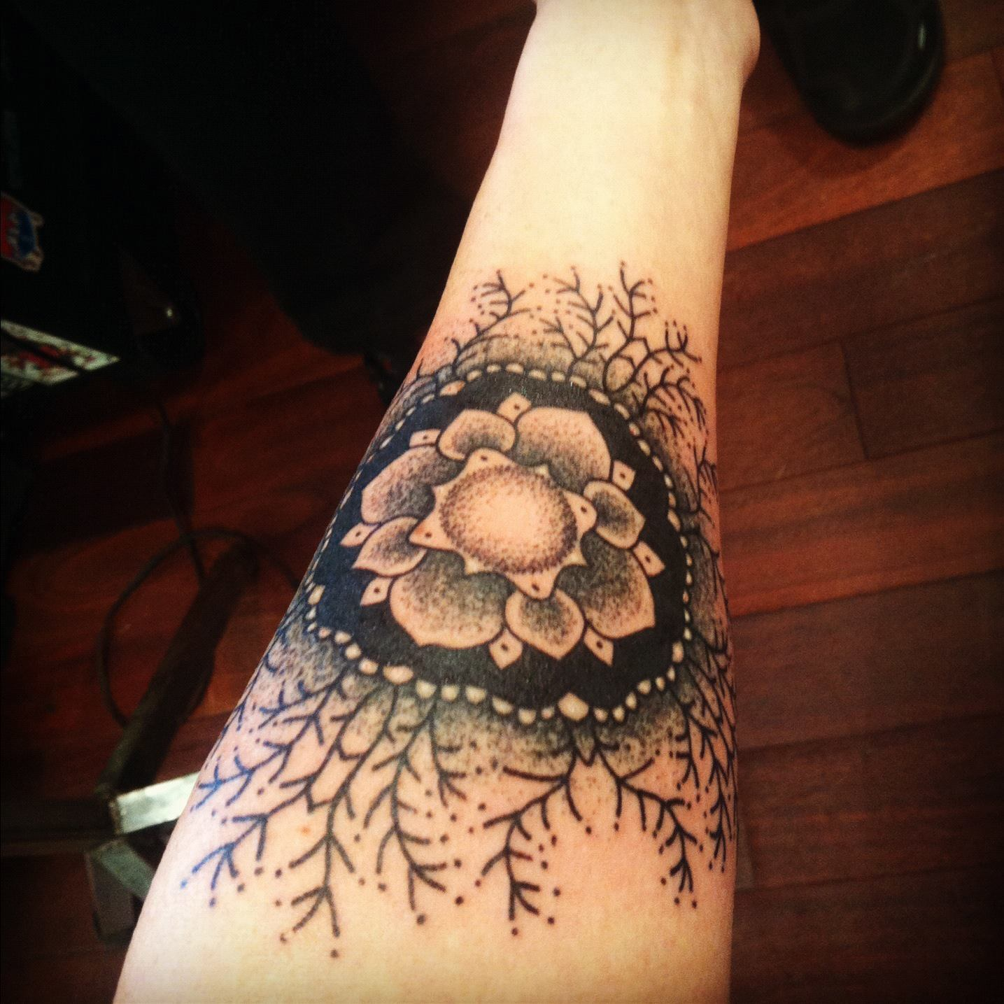 Mandala Wrist Tattoo Designs Ideas And Meaning: Mandala Tattoos Designs, Ideas And Meaning