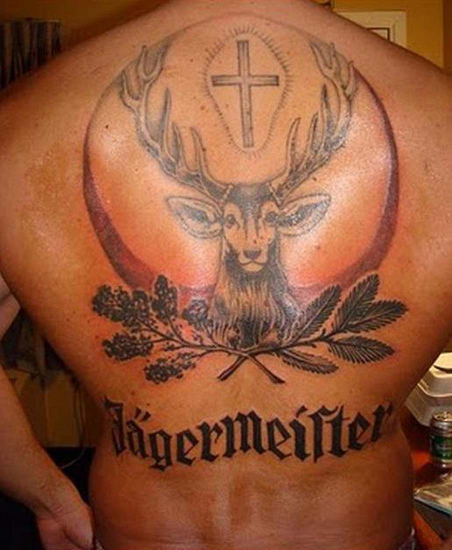Deer Tattoos Designs, Ideas And Meaning