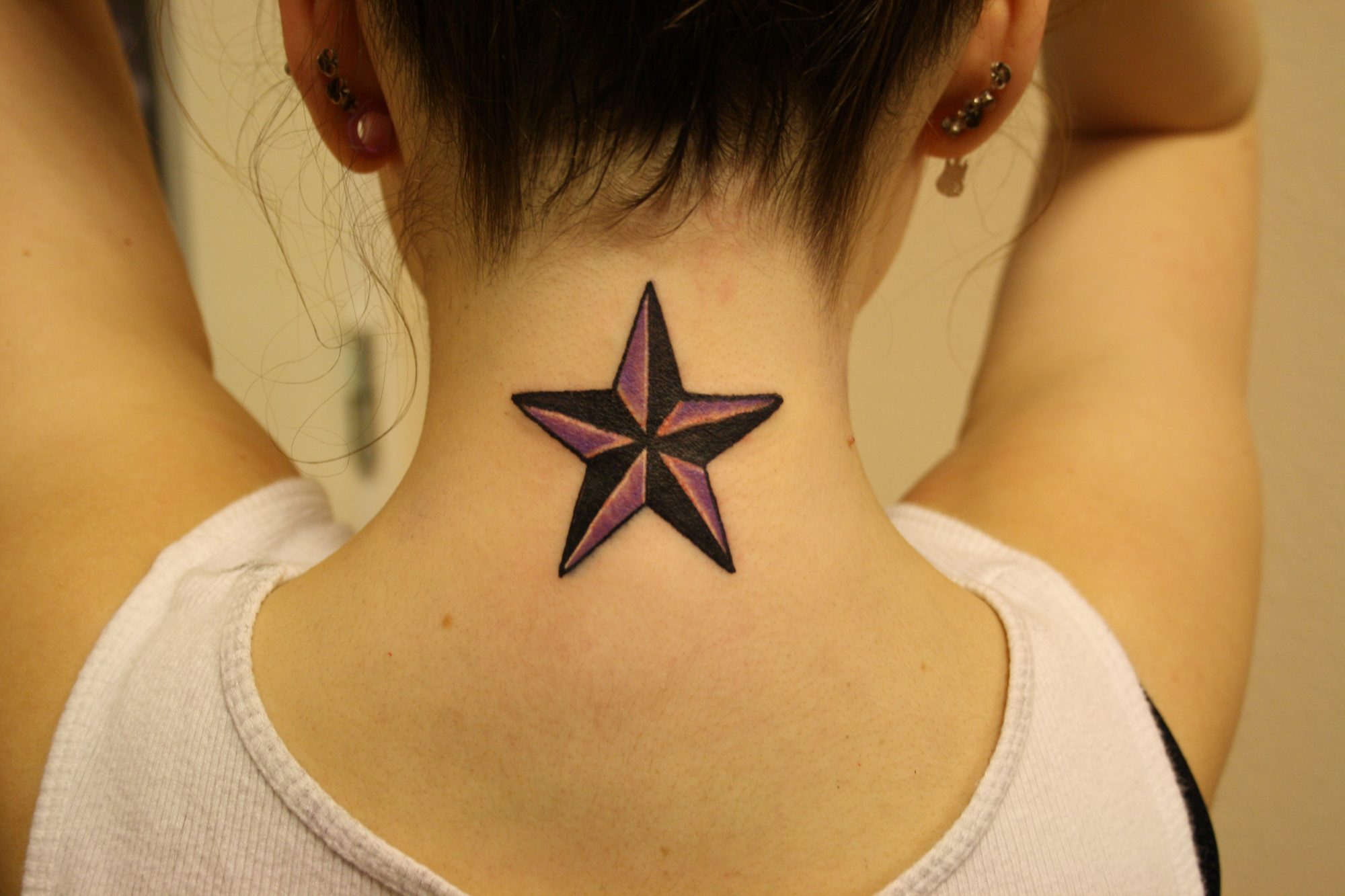 Nautical Star Designs For Tattoos