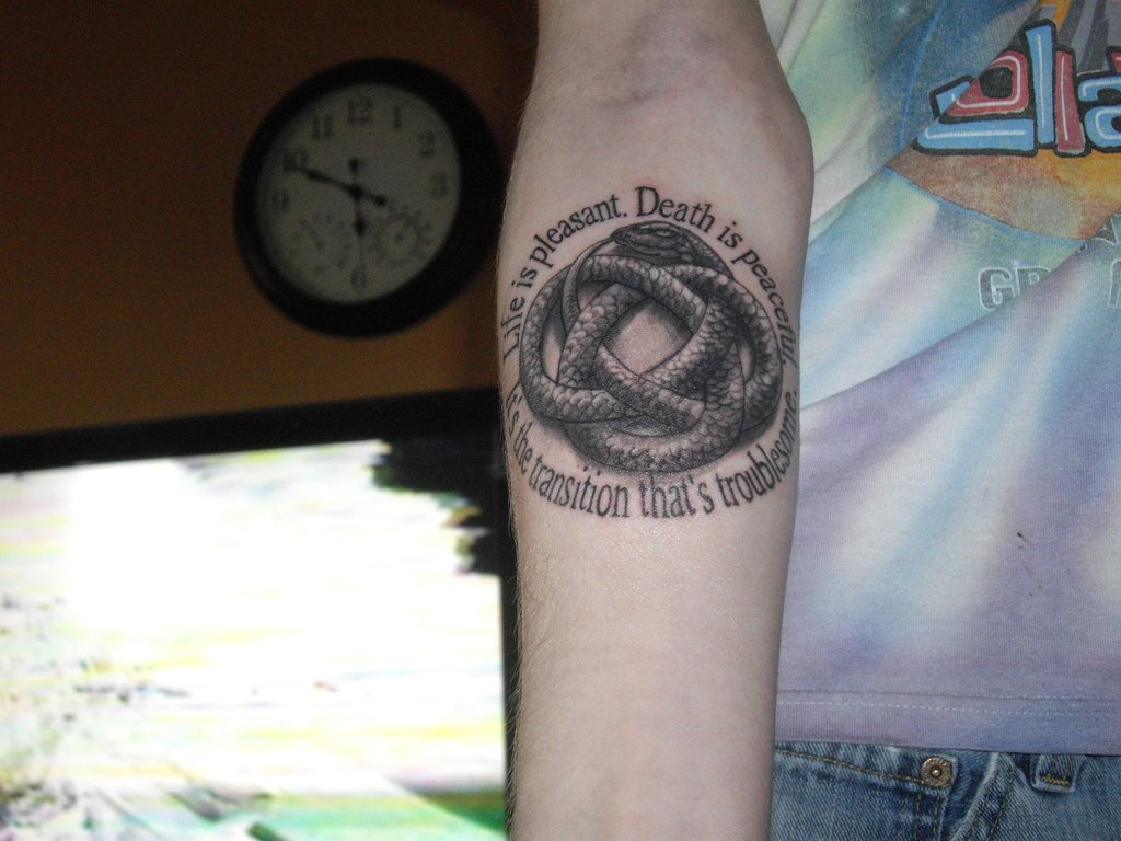 Ouroboros Tattoos Designs Ideas And Meaning Tattoos For You