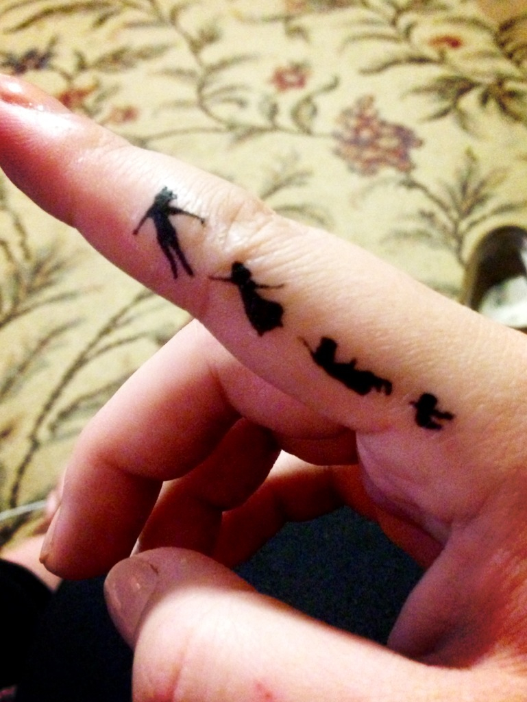 108 small tattoo ideas and epic designs for small tattoos - 736×980