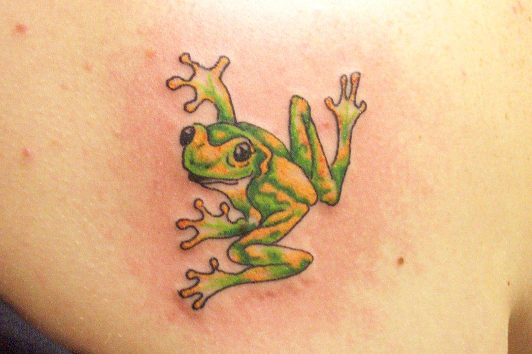 Frog Tattoos Frog Tattoo Frog Tattoo Designs Tree Frog Tattoo Tree