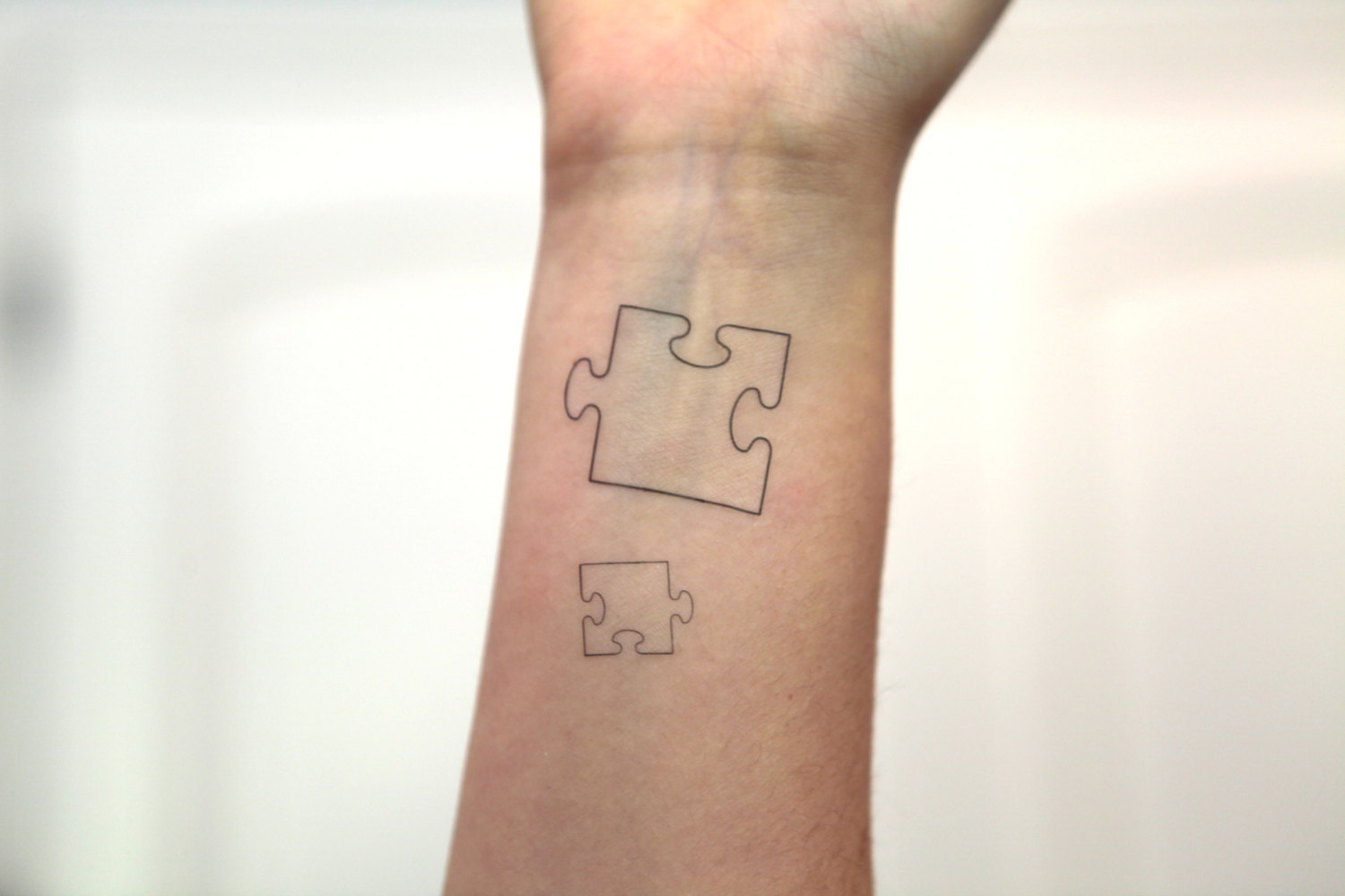 Puzzle Piece Tattoos Designs Ideas And Meaning Tattoos For You