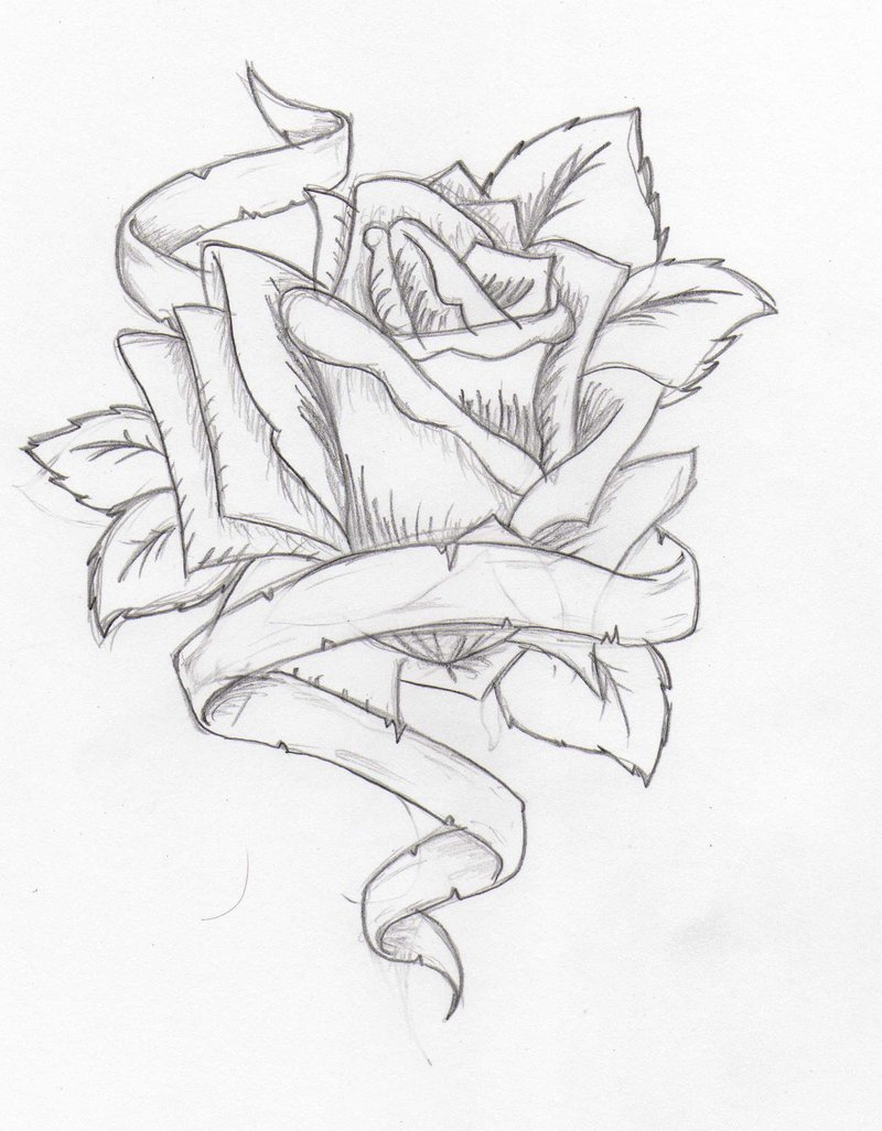 ribbon tattoos designs  ideas and meaning