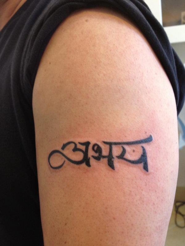 sanskrit tattoos designs  ideas and meaning