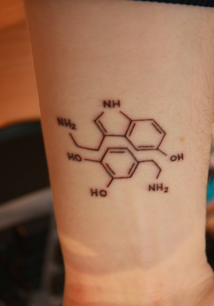 Science Tattoos Designs, Ideas and Meaning | Tattoos For You