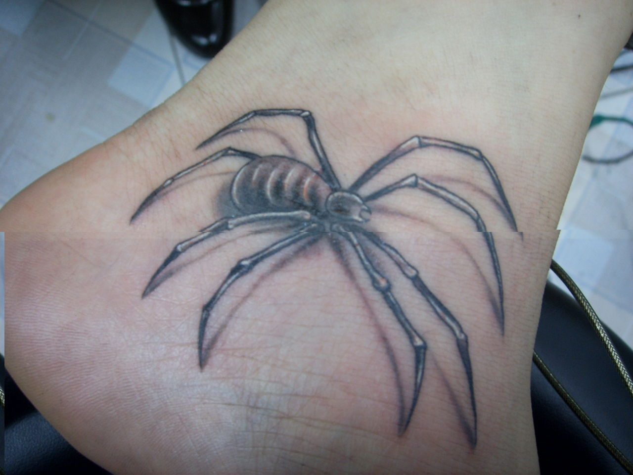 34 best Simple Small Spider Tattoos For Guys images in