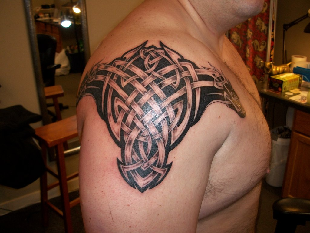 Tattoo Celtic Knot
