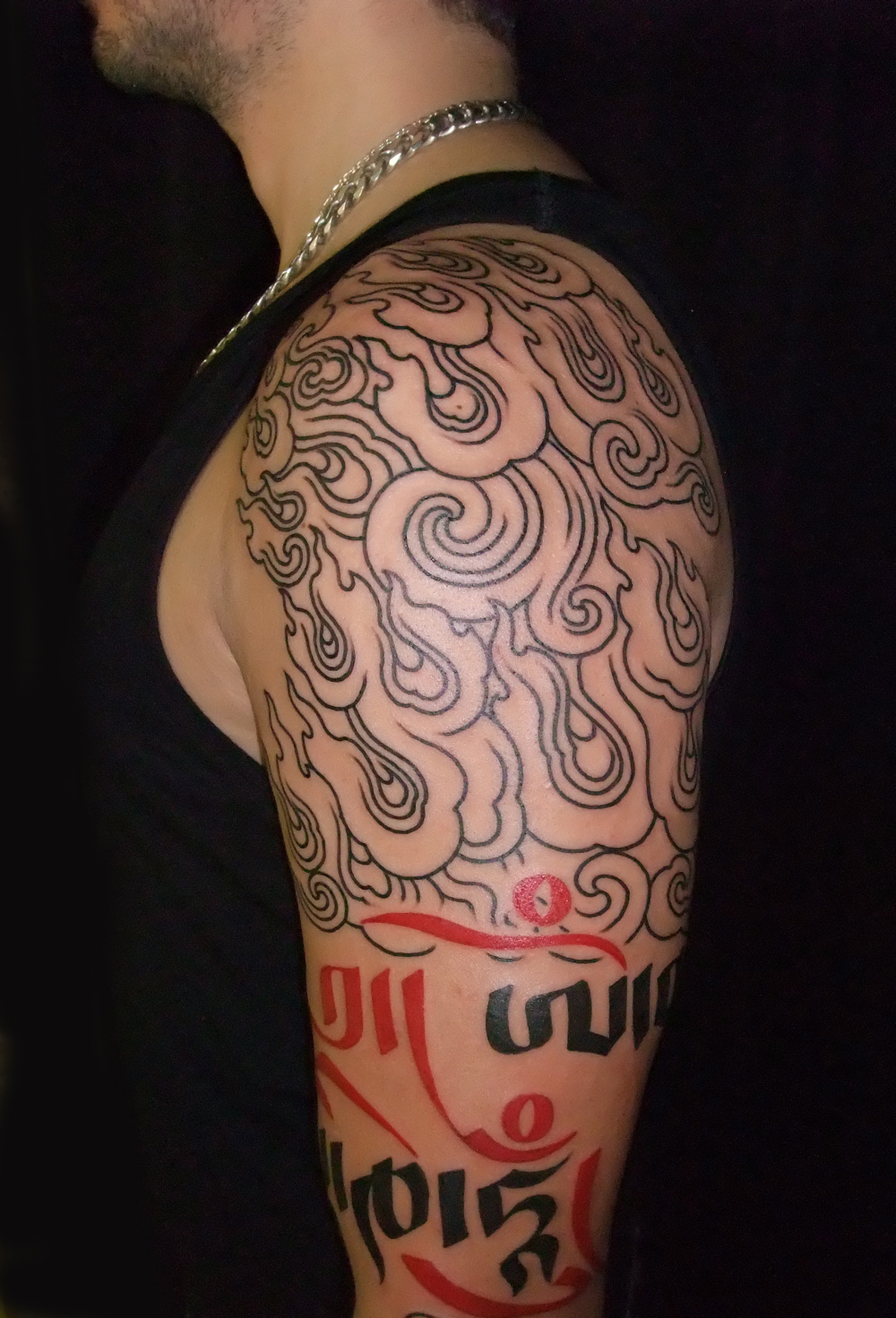 Pattern Tattoo: Flame Tattoos Designs, Ideas And Meaning