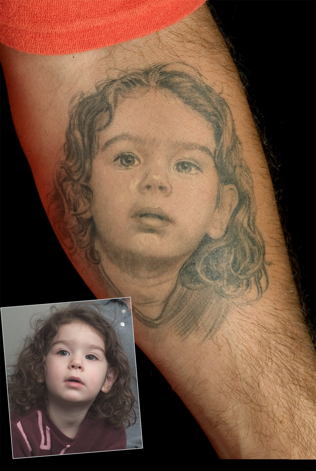 Portrait Tattoos Designs, Ideas and Meaning | Tattoos For You