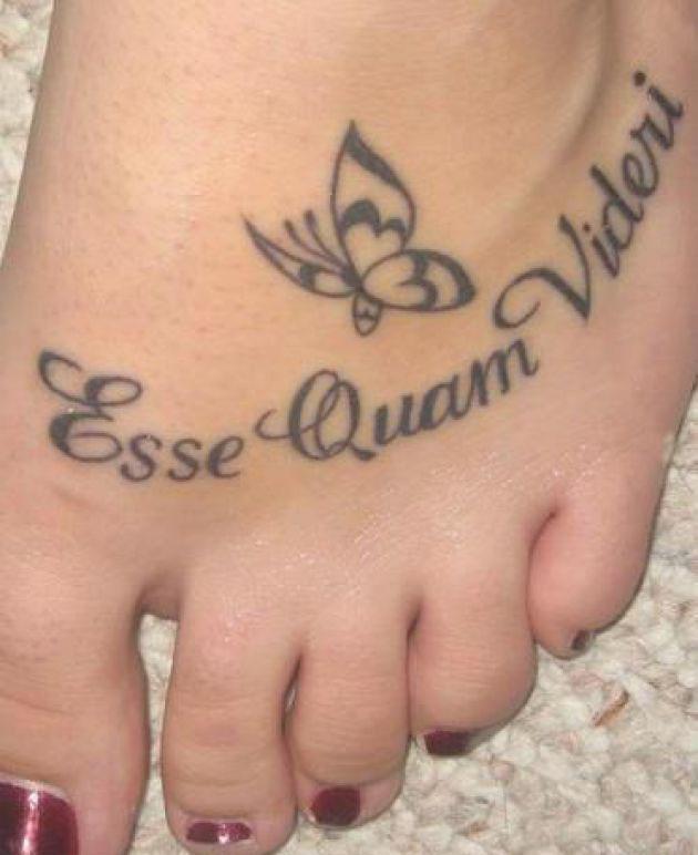 Latin Phrases Tattoo Ideas 2