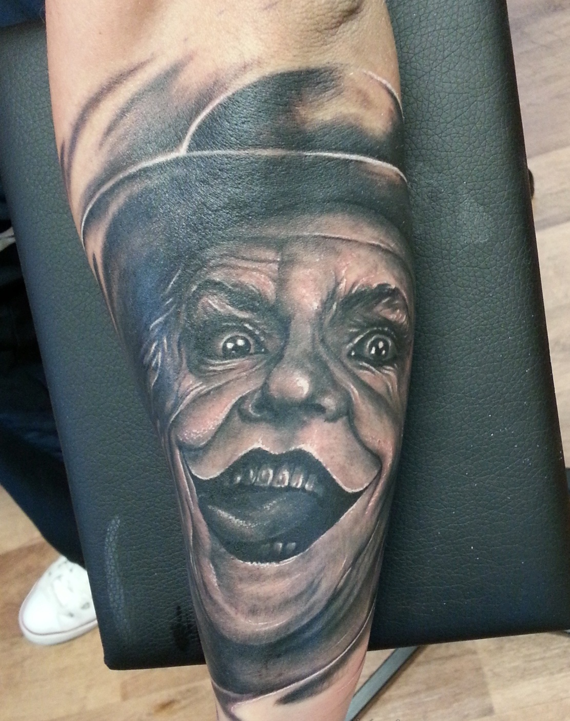 Joker tattoos designs japanese