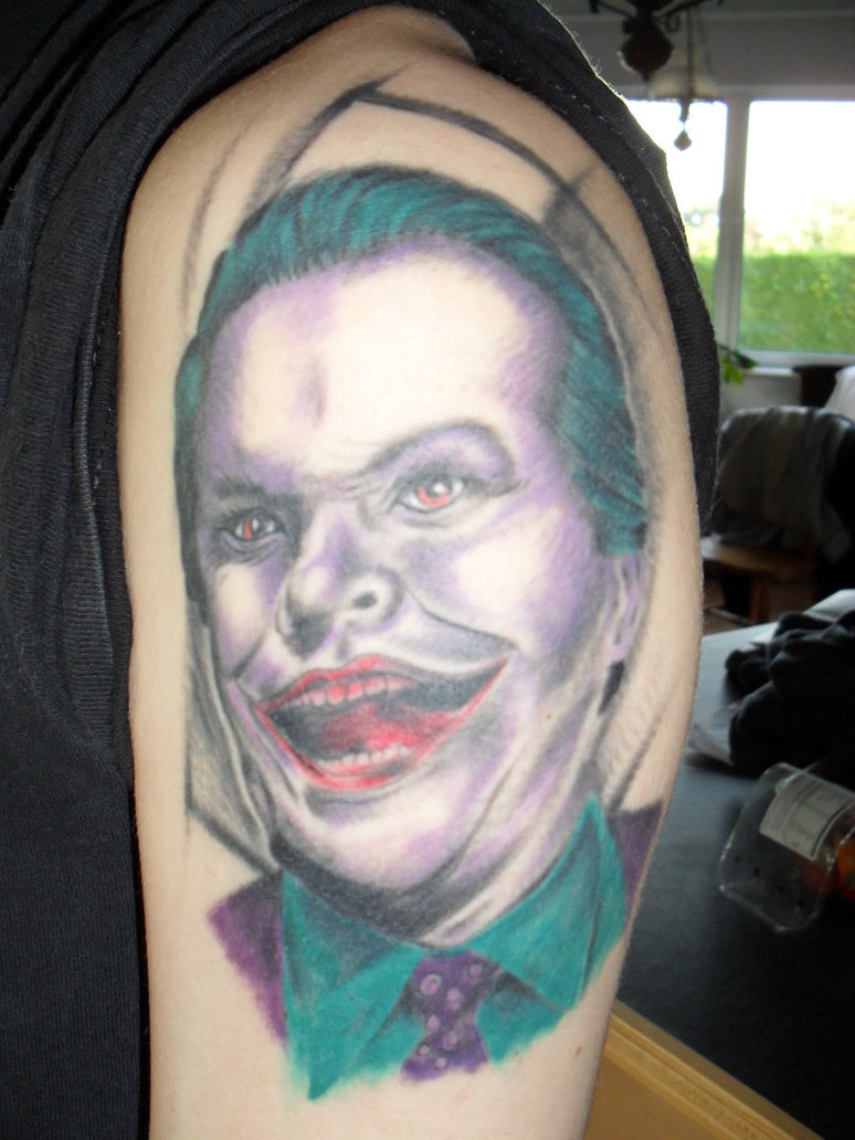 Joker Tattoos Designs,...