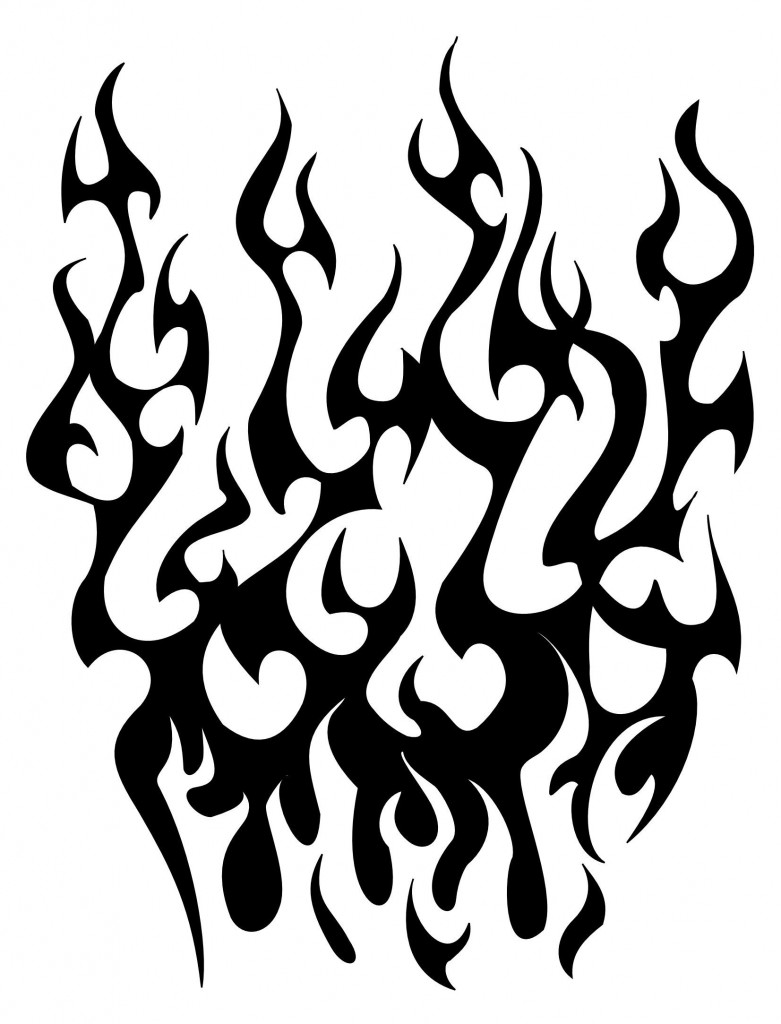 flame tattoos designs  ideas and meaning