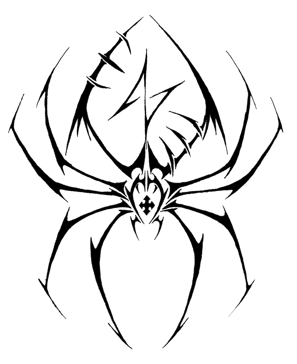 Negativity >> Spider Tattoos Designs, Ideas and Meaning | Tattoos For You