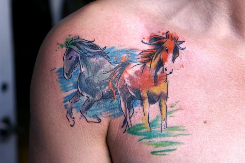 Horse Tattoos Designs,...