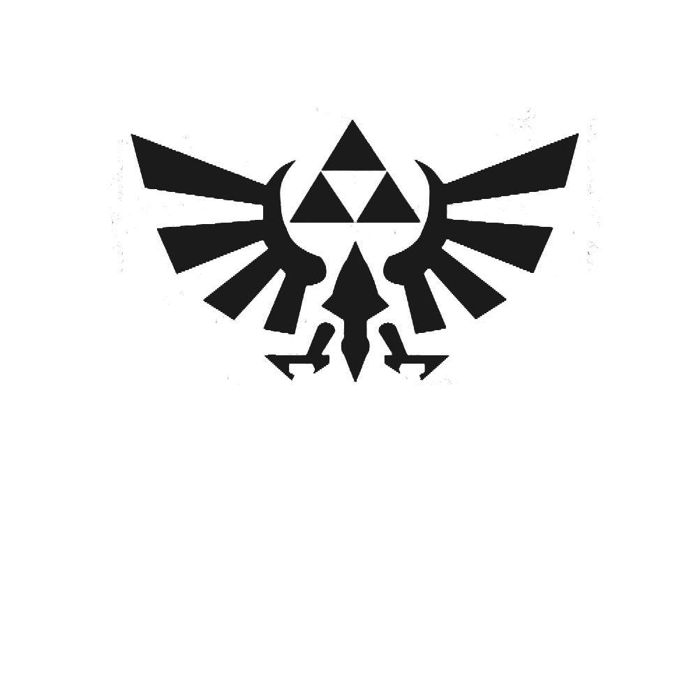 Zelda Triforce Tattoo