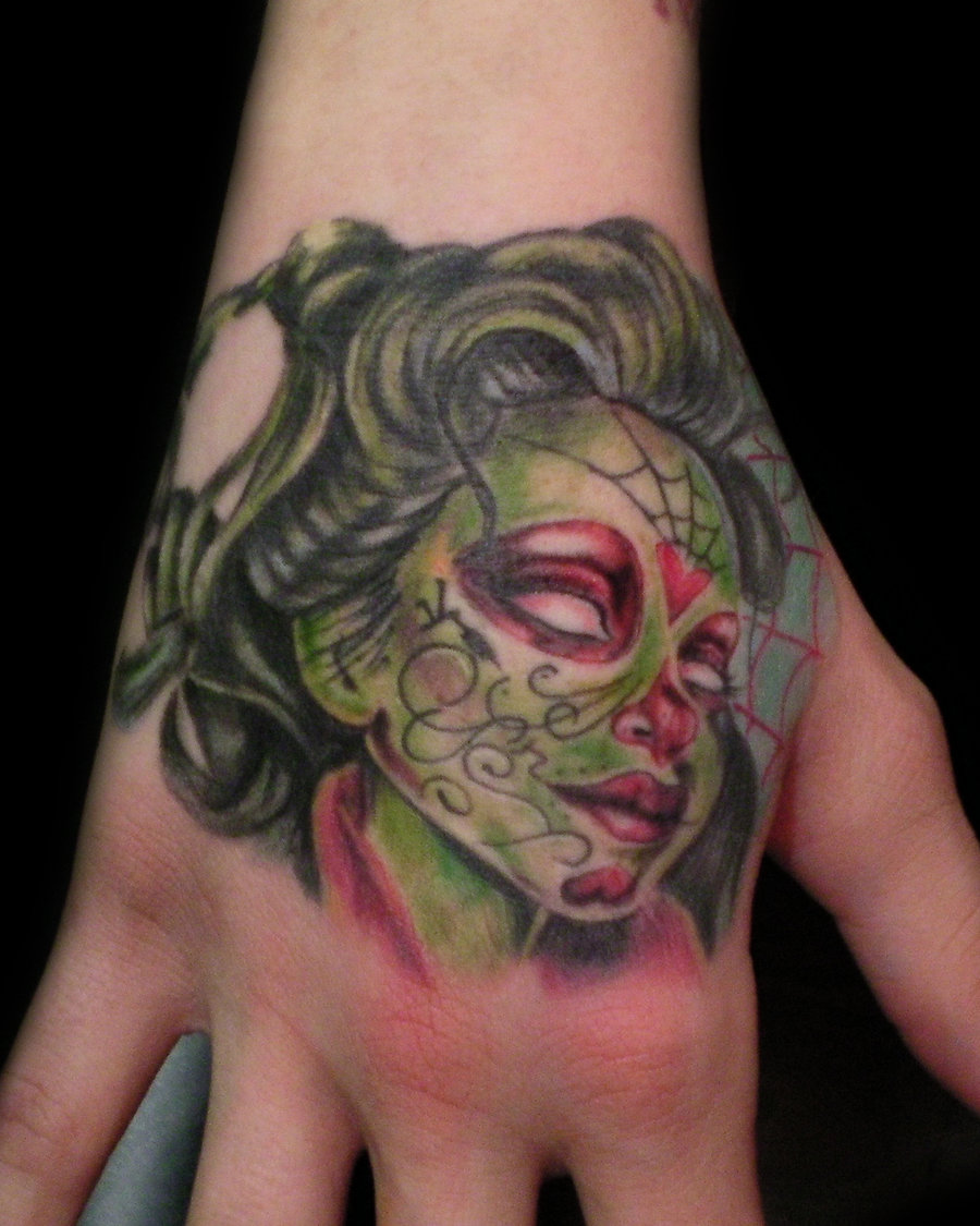 Zombie Tattoos Designs, Ideas and Meaning   Tattoos For You