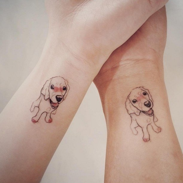 Dog Tattoos Designs, Ideas And Meaning