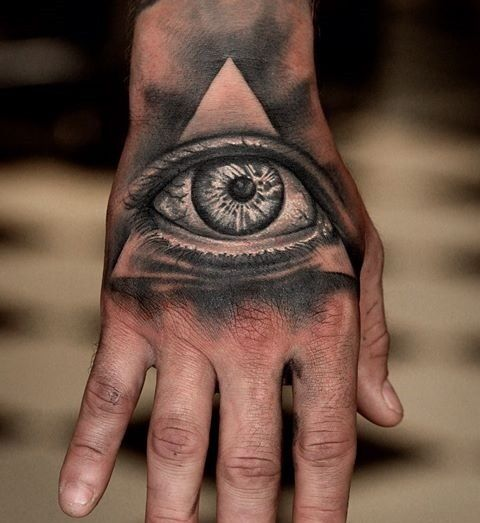 Eye Tattoos Designs Ideas And Meaning: Illuminati Tattoos Designs, Ideas And Meaning