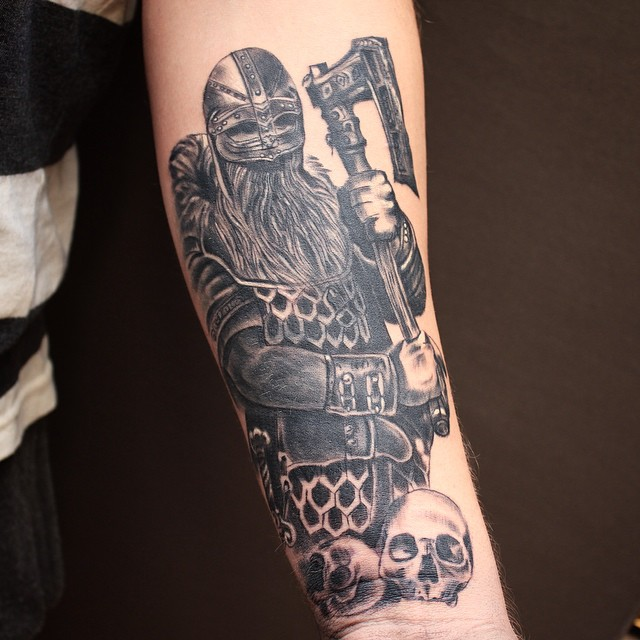 Tattoo Ideas Nordic: Viking Tattoos Designs, Ideas And Meaning