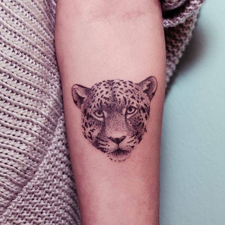 Leopard Tattoos Designs Ideas And Meaning