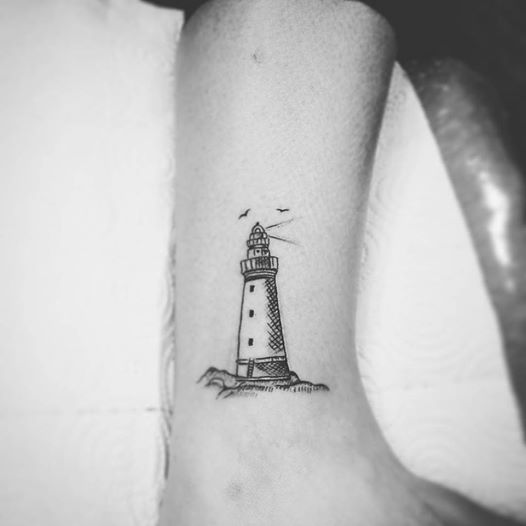 Lighthouse Tattoos Designs, Ideas and Meaning | Tattoos ... | 526 x 526 jpeg 19kB