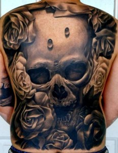 Back Pieces Tattoos
