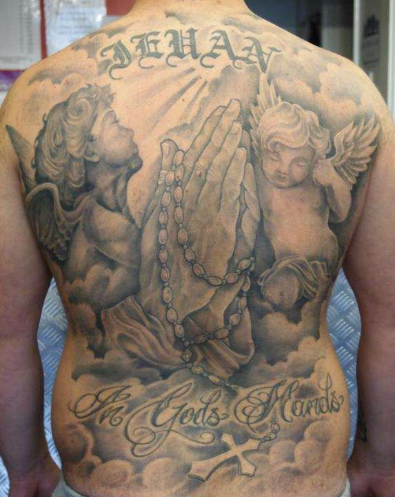 Tattoo Ideas On Back: Back Piece Tattoos Designs, Ideas And Meaning