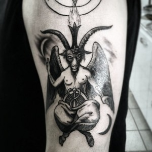 Baphomet Tattoos