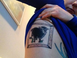 Black Sheep Tattoos Pictures