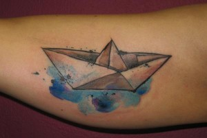 Boating Tattoo