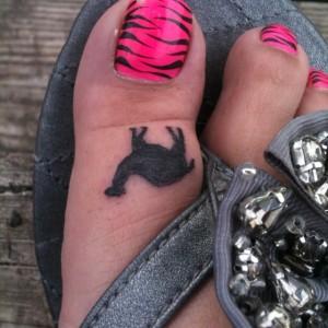 Camel Toe Tattoo Designs