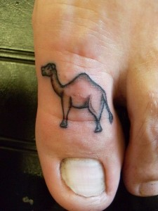 Camel Toe Tattoos