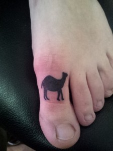 Camel Toe Tattoos Pictures