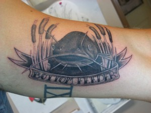 Catfish Tattoo Pictures