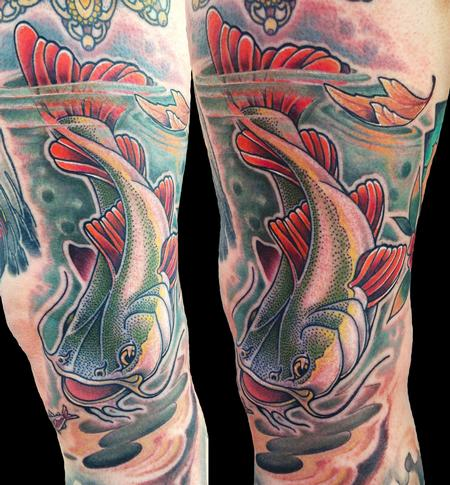 catfish tattoos designs ideas and meaning tattoos for you