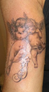 Cherubs Tattoos