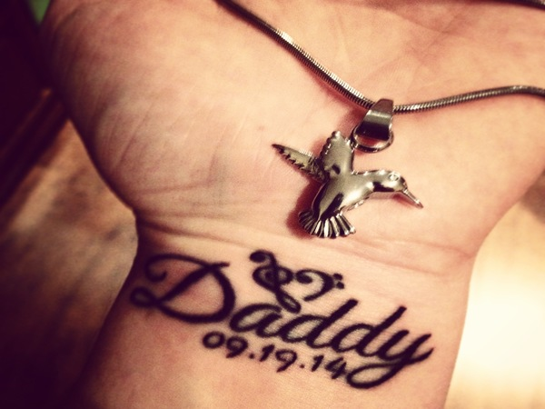 Daddy Tattoos Designs, Ideas And Meaning