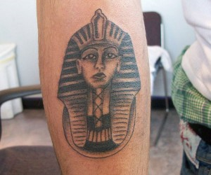Egyptian Pharaoh Tattoos
