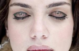 Eyes Tattooed on Eyelids