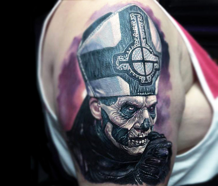 Ghost Tattoos Designs, Ideas And Meaning