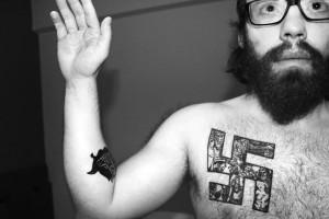 Images of Swastika Tattoo