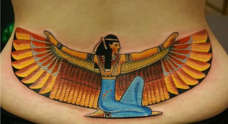isis tattoos designs ideas and meaning tattoos for you