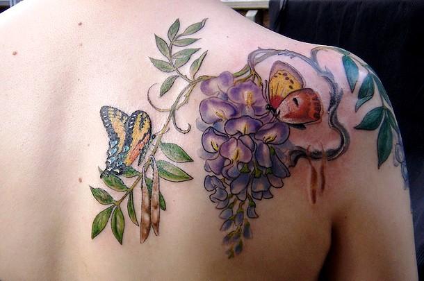 Tree Branch Tattoo Designs