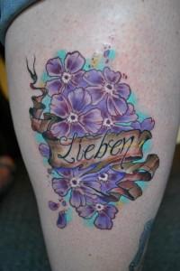 Lilac Tattoo