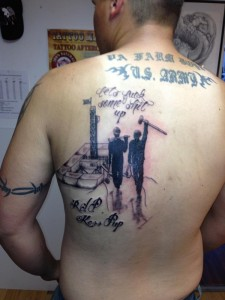 Oilfield Tattoos Images