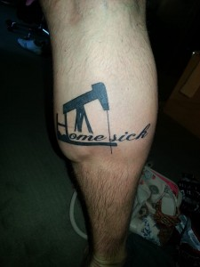 Oilfield Tattoos Pictures